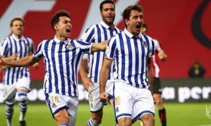 Реал Сосьєдад - володар Кубка короля-2020!