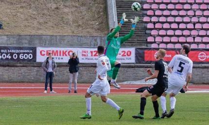 Первая лига. Черноморец уверенно громит Прикарпатье (3:0)
