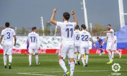 Не заметили. Реал - Эйбар 2:0. Видео голов и обзор матча