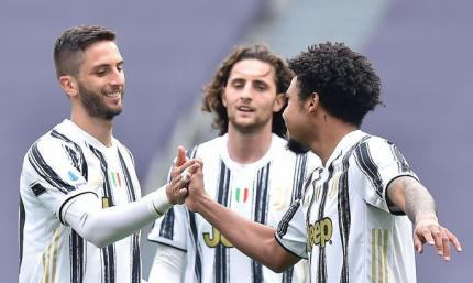 Серия А. Ювентус и Наполи держат темп, Лацио и Рома плетутся за ними