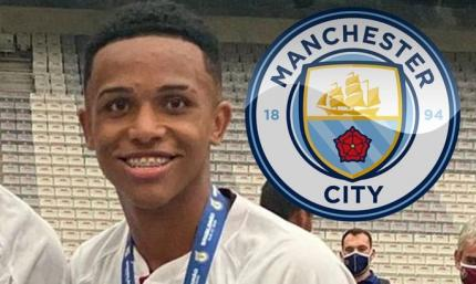 Замена Агуэро: Манчестер Сити заинтересован в приобретении юного форварда Флуминенсе