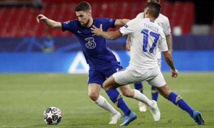 Чудо-гол иранца Тареми. Челси - Порту 0:1. Обзор матча