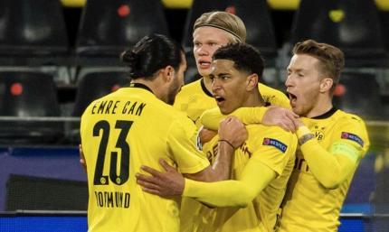 Боруссия Дортмунд - Манчестер Сити 1:2. Обзор матча, видео голов
