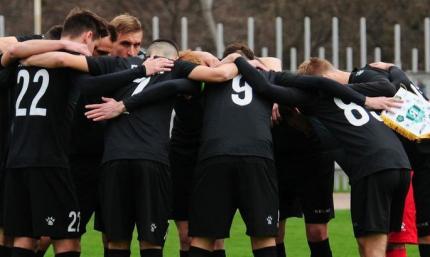 Вторая лига. Балканам снова не везет с попаданием в каркас - 0:1 против Днепра