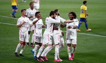 Победа имени Бензема. Кадис - Реал 0:3. Видео голов и обзор матча