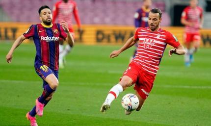 Примера. Барселона - Гранада 1:2. Поражение, которое может стоить чемпионства