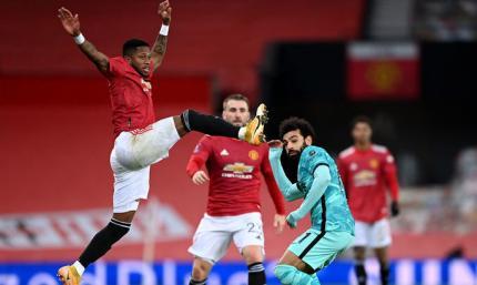 Манчестер Юнайтед - Ливерпуль. Анонс и прогноз на матч АПЛ на 02.05.21