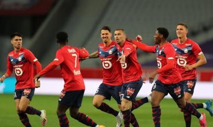Лига 1. Лилль –Ницца 2:0. Йылмаз и компания делают ещё один шаг к титулу