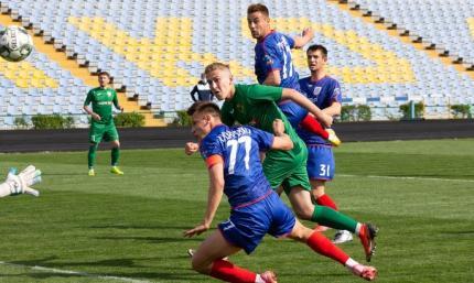Перша ліга. Миколаїв випускає з рук заслужену перемогу над Чорноморцем (1:1)