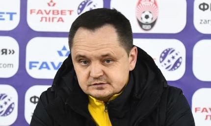 Старший тренер Александрии: Забей Гречишкин пенальти и игра с Зарей сложилась бы по-другому