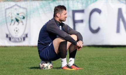 Милевский: Захочу ли играть в футбол дальше – посмотрим