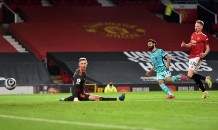 За Лигу Чемпионов еще поборются. МЮ - Ливерпуль 2:4. Видео голов и обзор матча