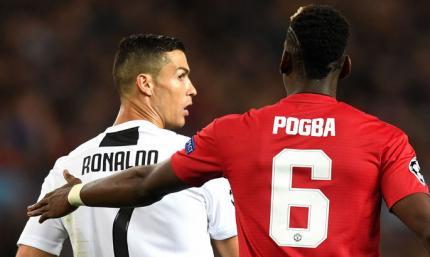 Tuttosport: Манчестер Юнайтед попытается обменять лидера полузащиты на Криштиану Роналду