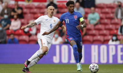 ТМ. Вторая подряд минимальная победа сборной Англии