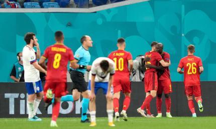 Чужа форма муляє, а самі – голі. Бельгія - Росія 3:0. Огляд матчу та відео голів