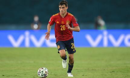 Педри признан лучшим молодым игроком Евро-2020