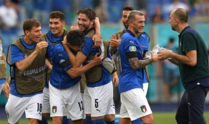 Италия - Уэльс 1:0. Волки сыты, драконы целы