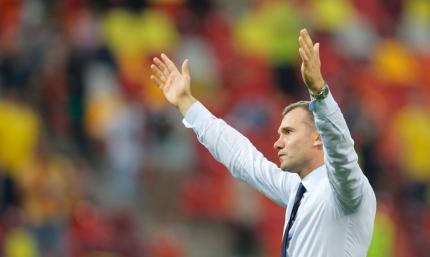 Сборная Украины сыграет в плей-офф Евро-2020
