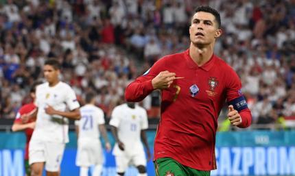 Роналду стал лучшим бомбардиром чемпионата Европы