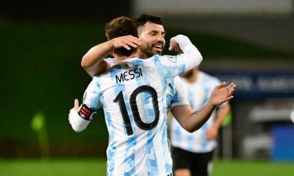 Копа Америка. Месси выводит Аргентину с первого места, Уругвай избегает встречи с Бразилией
