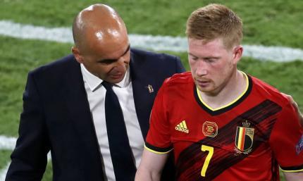 Де Брюйне: У Италии и Франции есть 22 топ-футболиста, у Бельгии - нет