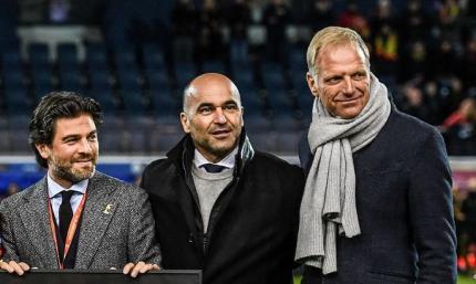 Мартинес уволен не будет. Глава футбола Бельгии выразил поддержку тренеру