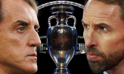 Италия - Англия. Анонс и прогноз финала Евро-2020 на 11.07.2021