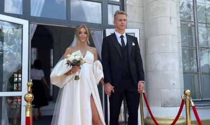 Футболист Динамо перед матчем с Бенфикой узнал, что стал отцом! ФОТО