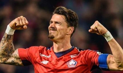 Чемпион Франции продлил контракт со своим капитаном