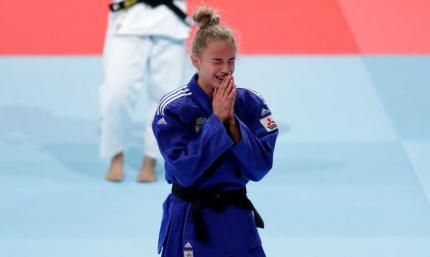 Первая медаль для Украины: Дарья Билодид - бронзовый призер Олимпиады 2020
