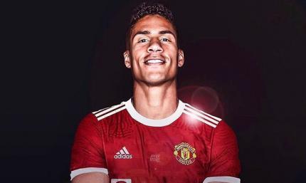 Официально: Рафаэль Варан – игрок Манчестер Юнайтед