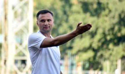 Остап Маркевич після поразки Чорноморцю у 4-му турі подавав у відставку