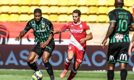 Лига 1. Монако – Ланс 0:2. Третье поражение монегасков кряду