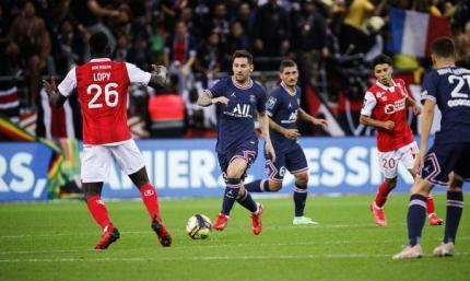 Лига 1. Реймс –ПСЖ 0:2. Франция встречает нового мессию