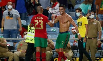 Португалия - Ирландия 2:1. Посредственная игра и рекорд на все времена