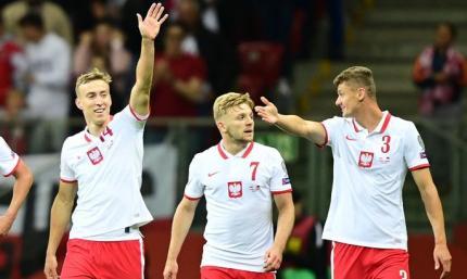 Отбор на ЧМ-2022. Польша - Албания 4:1. Реинкарнация