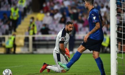 Первая осечка чемпиона. Италия - Болгария 1:1. Видео голов и обзор матча