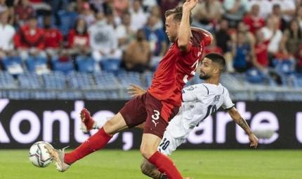 Швейцария - Италия 0:0. Мировой рекорд достигнут, до мирового чемпионата далеко