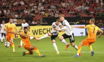 Германия - Армения 6:0. Видео голов и обзор матча