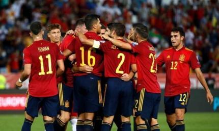 Испания - Грузия 4:0. Видео голов и обзор матча
