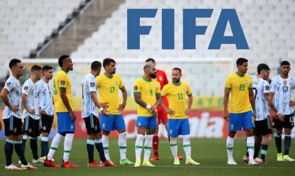 В ФИФА открыли дисциплинарное дело после отмены матча между Бразилией и Аргентиной