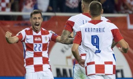 Хорватия - Словения 3:0. Видео голов и обзор матча