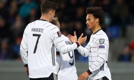 Бундестим снова на ходу. Исландия - Германия 0:4. Видео голов и обзор матча
