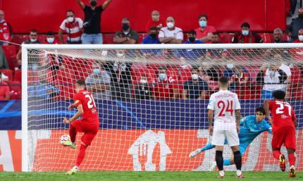Севилья - Ред Булл Зальцбург 1:1. Более странный матч сложно себе представить