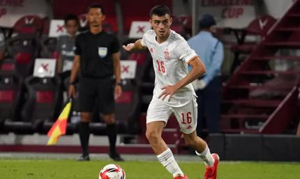 У двух игроков Барселоны были выявлены травмы после матча с Баварией. Педри не мог играть вечно