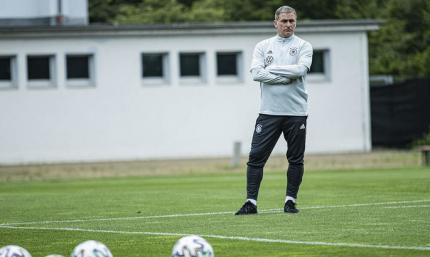 Шевченко у турок не будет. DFB отпустил тренера молодежки Кунца в сборную Турции