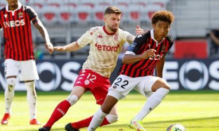 Лига 1. Ницца – Монако 2:2. Аттракцион упущенных возможностей на Альянц Ривьере