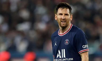 Месси пропустит матч с Монпелье. ПСЖ надеется, что он сыграет против Сити