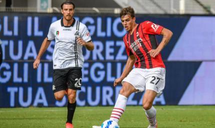Серия А. Третье поколение Мальдини забивает, сонный Милан побеждает