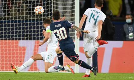 ПСЖ –Ман Сити 2:0. Месси огорчает Гвардиолу в самом дорогом матче в истории
